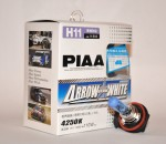 Автолампы PIAA Arrow Star White H11 4250K комплект 2шт