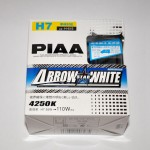 Автолампы PIAA Arrow Star White H7 4250K комплект 2шт