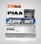 Автолампы PIAA Arrow Star White H1 4250K комплект 2шт